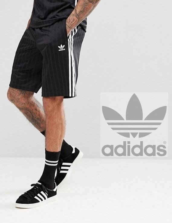 995f98a5d8b [유럽판] 아디다스 줄무늬 트레이닝복 남자 반바지/ 숏팬츠 Adidas