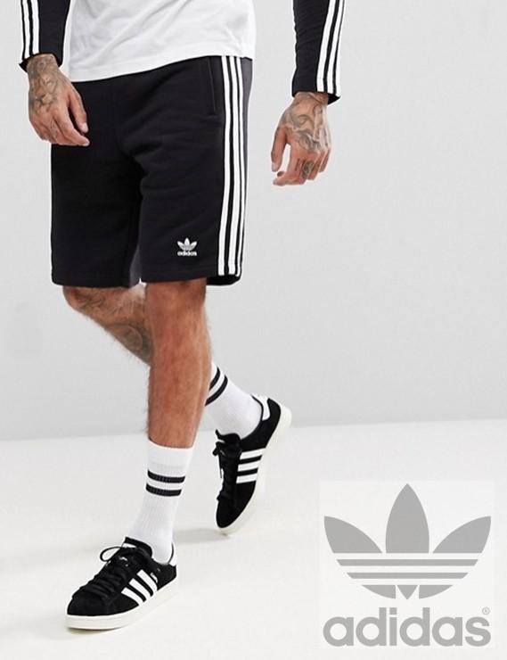 2a8aadc9a0d [유럽판] 아디다스 삼선 트레이닝복 남자 반바지/ 숏팬츠 Adidas