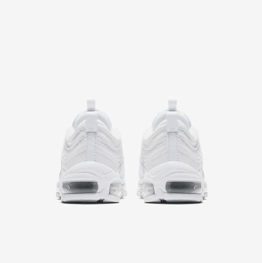 GS)나이키 에어맥스97트리플화이트 맥스97올화이트 921522 100 Nike