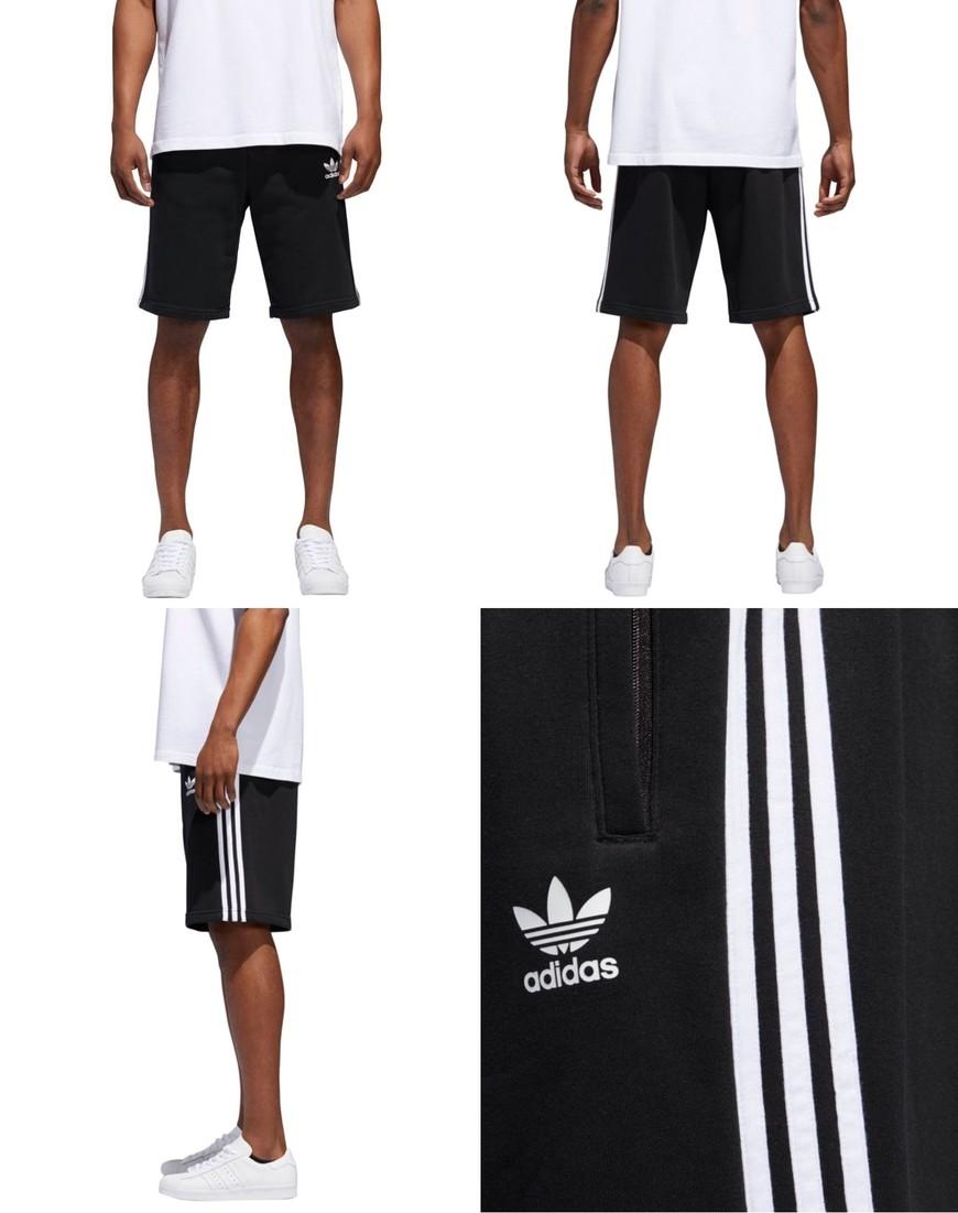 cecb6d61eeb 유럽판] 아디다스 삼선 트레이닝복 남자 반바지(2색상) 숏팬츠 Adidas
